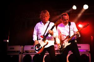 Status Quo är 1970-talsbandet bestående av skickliga musiker och med en ovanligt stor repertoar. Foto: Iris Tiitto