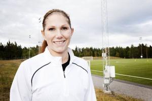 Cecilia Hallberg gör comeback i Ope efter flera år som lagkapten i ÖDFF.Arkivbild: Emma Rodling