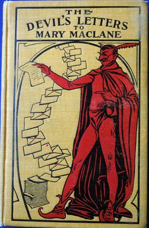 Mary McLane skrev en bok med feministiskt satanstema och blev omåttligt populär. Det kom till och med svar på boken, som denna.