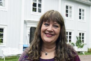 Karin Perers, Mellanskogs ordförande. Fotograf: Mats Laggar