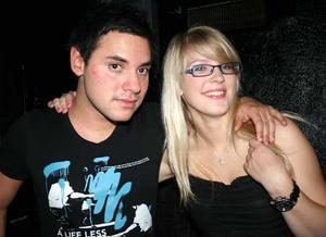 Konrad. Alex och Hanna