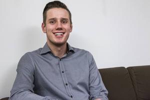 Jari Liiten från Bergsjö kan få sitt livs chans om han blir förare i British Rally Championship nästa år.