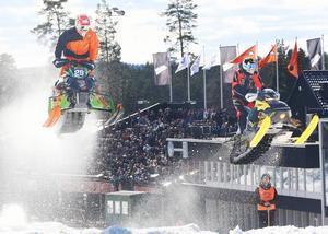 Balder Nääs och Johan Eriksson, Clash of Nations Falun 2015