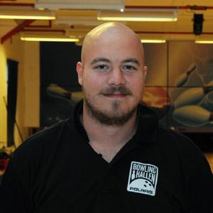 Andreas Godén är tillbaka i ÖBK efter en utflykt till Norge. En vänsterhänt spelare med hög högstanivå.Foto: Sören Rådsäter