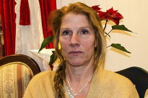 Pernilla Wrang blev avskedad när hon inte orkade längre.