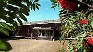 ARKIVBILD Attraktiva lokaler. Många är intresserade av Silvanums gamla lokaler, bland andra Engelska skolan.