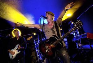 Eldkvarn när de spelade i Sandviken 2009.