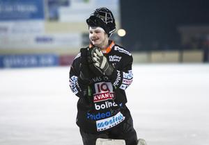 Patrik Aihonen gjorde ännnu en stabil insats i Bollnäs bur.