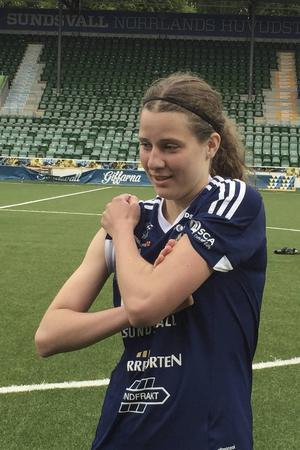 Sophie Brundin lämnar SDFF för USA.