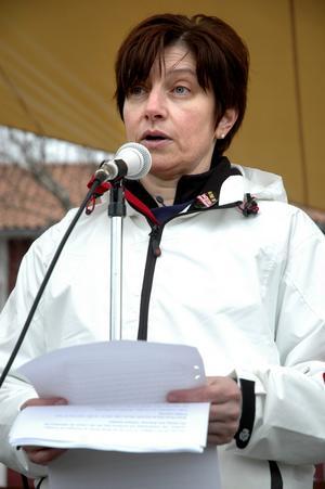 Ewa-Leena Johansson (S).