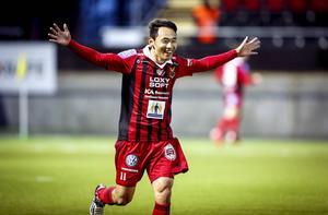 Seon Min-Moon har redan lämnat Östersund. Men nu lämnar han också Sverige – och flyttar hem.