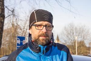 Lech Rademacher, läkare på Avesta lasarett.