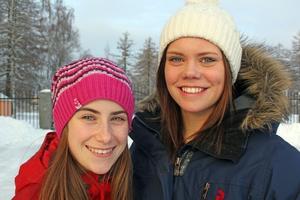 Sollefteås Ebba Andersson och Jenny Solin får chansen i JVM respektive Nordiska Juniorlandskamp.