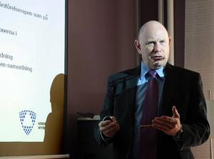Rolf Olsson, sektionschef för KMB:s övningssektion.