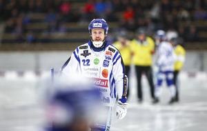 Martin Andreasson, Villa Lidköping.