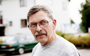 Kurt Olsson, 63 år,  elektriker, Borlänge:– Det är väldigt naturskönt och så gillar jag verkligen arrangemangen under Dan Andersson veckan. Foto: Carl Lindblad