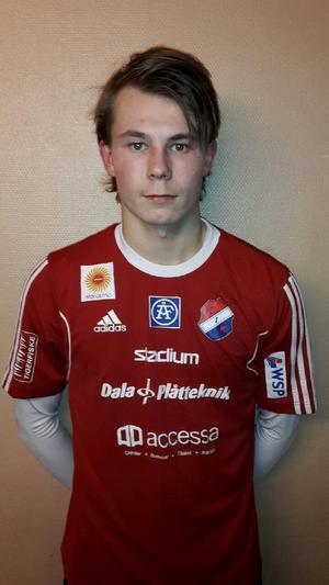 Alexander Zetterström är klar för Kvarnsvedens IK.