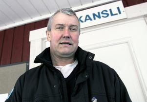 Edsbyns sportchef Stefan Karlsson.