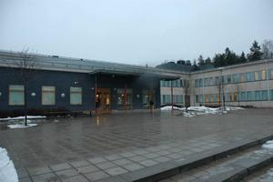 LÅGTRYCK. Elever som väljer Högbergsskolan som förstahandsval i gymnasievalet har minskat rejält.Foto:  Andreas Andersson