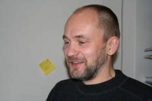 Joachim Granit är Färgfabrikens nye konstnärlige ledare.