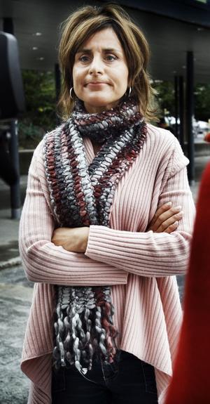 Medier. Maria Borelius framställdes schablonartat i medierna i samband med att hon ¿tvingades att avgå som minister 2006.foto: scanpix