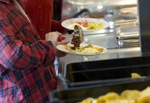 God och näringsriktig skolmat borde prioriteras.