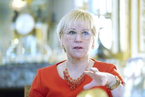 Margot Wallström (S).