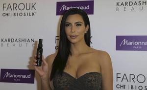 Kim Kardashian. Arkivbild