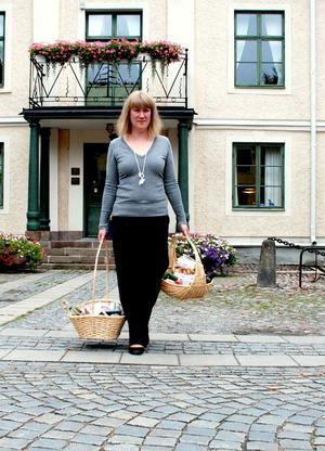 Ann-Sofie Hedenström har varit med och dragit i många trådar under sina år som administrativ chef och näringslivssamordnare. Bland annat då Hedemora ansökte om att bli
