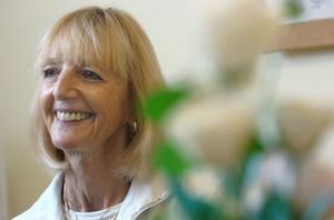Det finns många minnen att glädjas åt efter 37 år som yogainstruktör i Bollnäs.