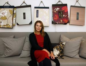 Regina Bengtsdotter, interiördesigner och grundare av Bengtsdotter inredningar.