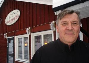 Ulf Müller, ny ägare av Hotell Hammar- strand.  Foto: Anders Blomberg
