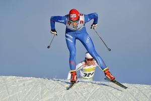 Stina Nilsson visade riktigt fin form när hon klev in i skidpremiären i Bruksvallarna på lördagen med att bli tvåa, 36 sekunder bakom Charlotte Kalla, på 10 kilometer fristil.