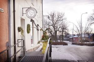 Skeppshandelns stenugnsbageri ligger i den gamla stadsdelen i Köping.