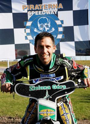 Greg Hancock - världsmästare 2011.