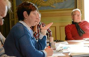 Samarbeten. Ewa-Leena Johansson (S) är kommunalråd och kommunstyrelsens ordförande i Ljusnarsberg. Hon är nöjd med hur både majoritet och opposition har samarbetet den senaste mandatperioden.Arkivfoto: Anders Almgren