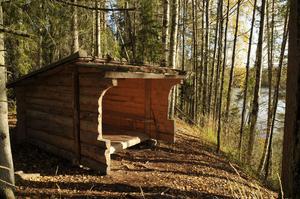 Slogboden i Djupbäcka naturreservat mellan Västannor och Rälta är en lagom promenad från vägen som bjuder på en fantastisk utsikt över älven - tips från Åsa Rydell.