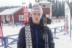 Jesper Persson tog hem vinsten.