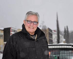 – I en kommun med så stora avstånd som Strömsund behövs grannsamverkan. Vi har i exempelvis 54 orter med mindre än 50 hushåll, säger Göran Bergström, polis i Strömsund.