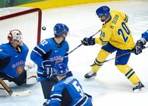 Henrik Sedin och Tre Kronor ställs mot Finland i OS 2018.