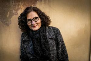 Författaren och litteraturvetaren Ebba Witt-Brattström kommer till Bokdagar i Dalsland.    Foto: Magnus Hjalmarson Neideman/TT