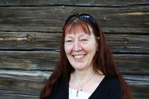 Lena Andersen, samordnare av Haveröveckan
