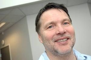 NÖJD. Tommy Olsson, vd för Inagården, är nöjd med hur verksamheten har utformats i Älvkarleö.