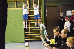 Sportlovscupen 2012, Närlundahallen, Askersund, arrangeras av Skyllbergs IK