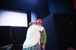 Maria Westberg och Tommy Månsson spelar kärlekspar i
