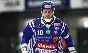 David Karlsson gjorde sitt 50:e mål och ytterligare två mot Sirius.