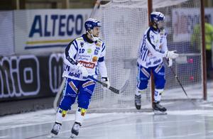 David Karlsson gjorde tre mål i 4–2-segern i Vänercupen.