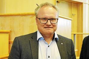 Glenn Nordlund (S) från Örnsköldsvik föreslås toppa Socialdemokraternas landstingslista nästa år.