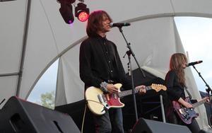 Hurula gjorde en spelning på Karlslundsfestivalen för fem år sedan.