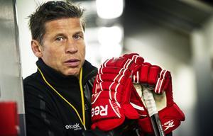 Modotränaren Ulf Samuelsson.